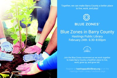 Blue Zones Volunteer Training