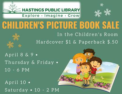 Children's Picture Book Sale