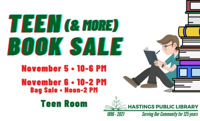 Teen (& More) Booksale