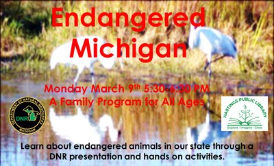 Endangered Michigan