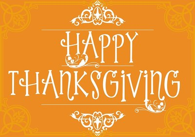 Library Closed - Thanksgiving