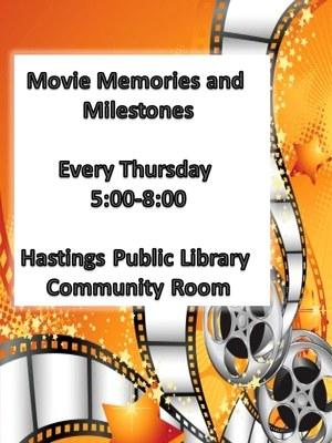 Movie Memories & Milestones