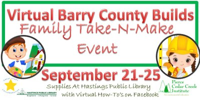 Pick Up Virtual Barry County Builds Materials