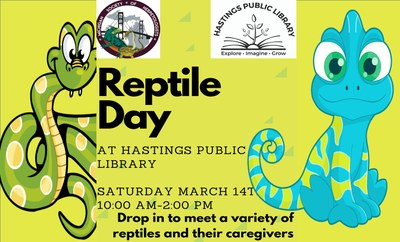 CANCELED: Reptile Day