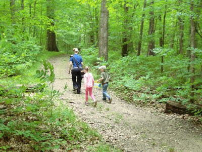 Science Storytime - Go Take a Hike