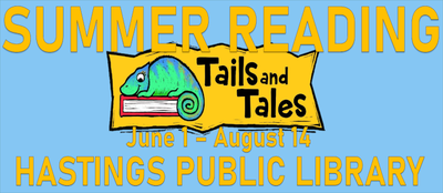 Summer Reading Grab and Go - Tails and Tales