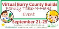 Barry County Builds 9/21 - 9/25