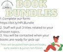 Book Bundles are Back!