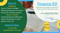 Save Me From Money Worries - Budgeting & Wants vs. Needs