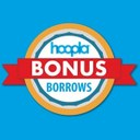 Hoopla Bonus Borrows are Back!