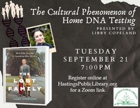 Libby Copeland, Author of The Lost Family - Watch @ Home on Zoom
