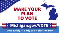 Mail Your Absentee Ballot By October 19