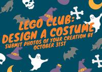 October Virtual LEGO Club