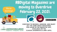 RBDigital Magazines Move to OverDrive/Libby Feb 22