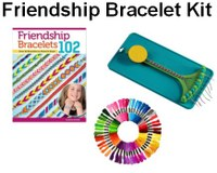 Library of Things Braiding Bracelets