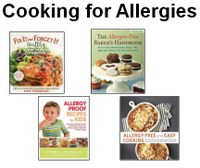 Library of Things Cooking With Allergies