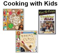 Library of Things Cooking With Kids