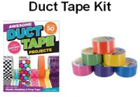 Library of Things Duct Tape