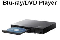 Library of Things Bluray Player
