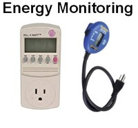 Library of Things Energy Monitor