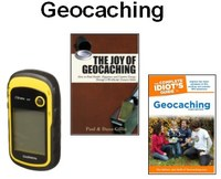Library of Things Geocaching