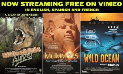 Large Screen Documentaries