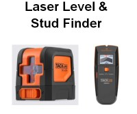 Library of Things Laser Level and Stud Finder