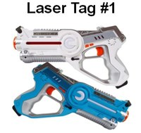 Library of Things Laser Tag