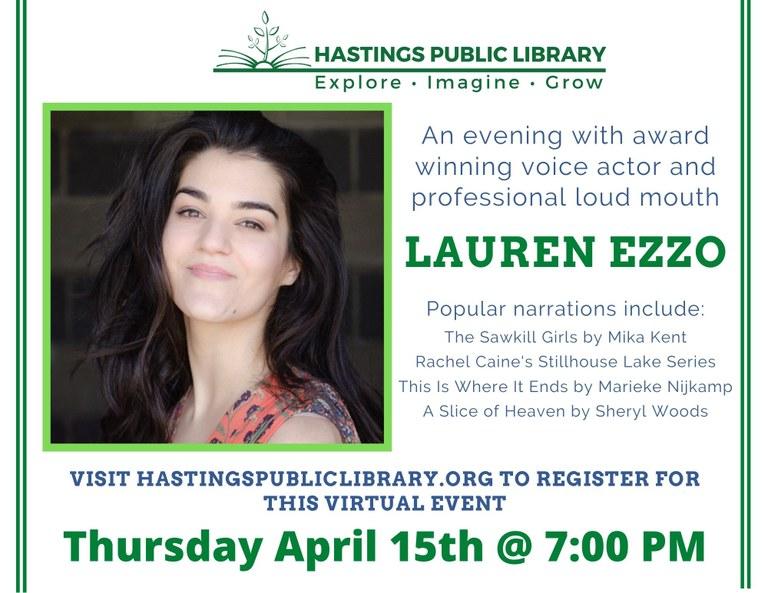 Lauren Ezzo