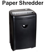 Library of Things paper Shredder
