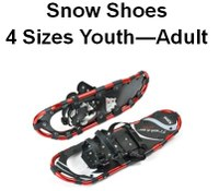 Library of Things Snowshoes Model 25