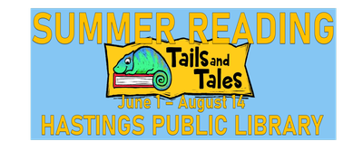 Summer Reading Challenge 2021 Tails and Tales