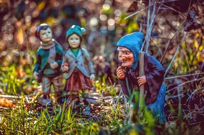 Hansel, Gretel and the Witch