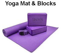 Library of Things Yoga Mat